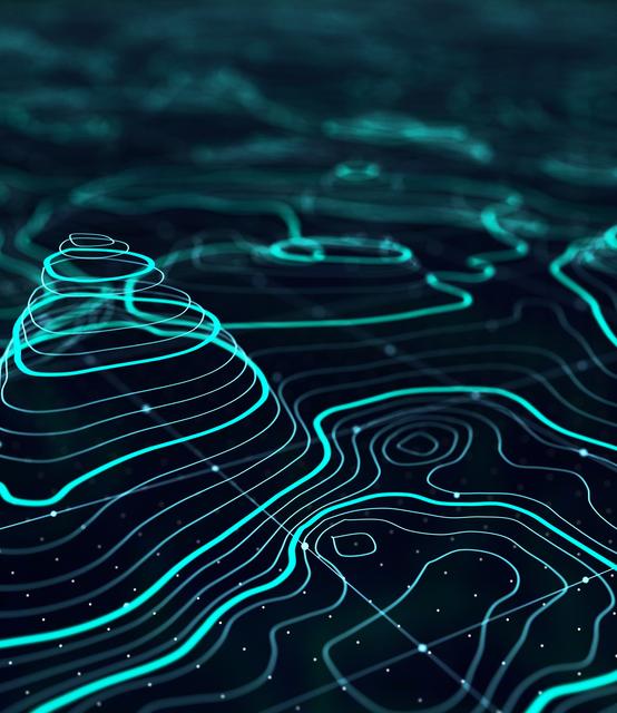 Géodésie, cartographie, modèles numériques de terrain et orthorectification